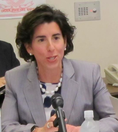 Settling Pension Lawsuit Is Top Priority for Raimondo
