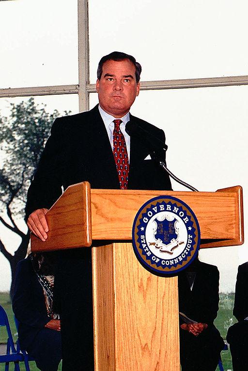 CT Governor John Rowland
