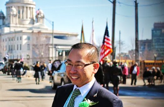 Rhode Island Gov. Candidate Allan Fung Is A Pension Reformer, Too