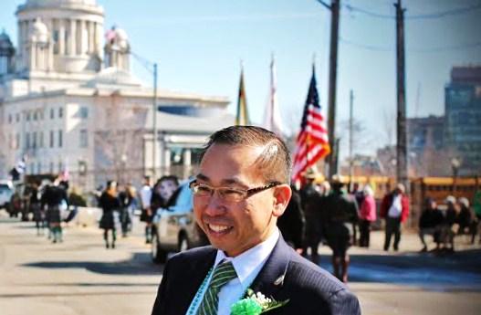 Mayor Allan Fung