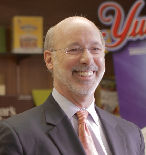 Video: Pennsylvania Gov. Wolf Discusses Paying Down Pensions, Transition to 401(k) System