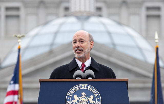 Pennsylvania Gov. Budget Proposal: Overhaul Pension Investment Strategy and Cut Fees, Managers