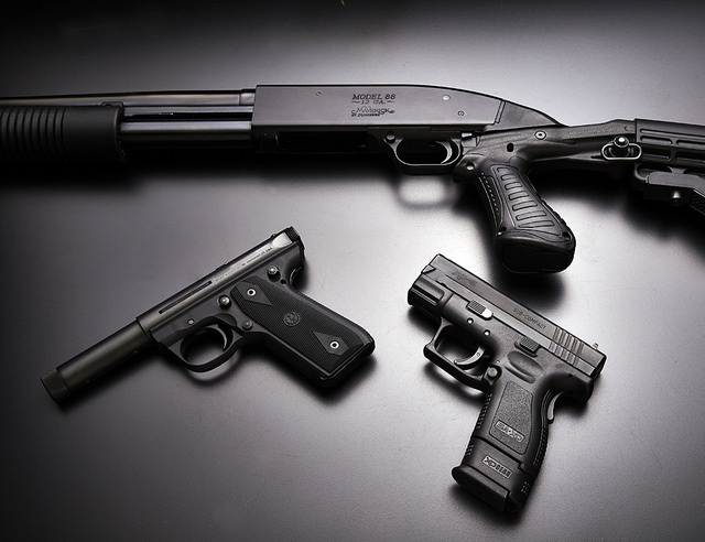 Public Pension Group Sets Investment Guidelines For Firearms Companies